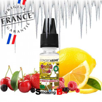 Liquide et arome citron givré, fruits rouges, Tropical Fresh - conceptarome - pas cher - France