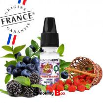 Liquide et arome fruits des bois, mûres, myrtille, Tropical Fresh - conceptarome - pas cher - France