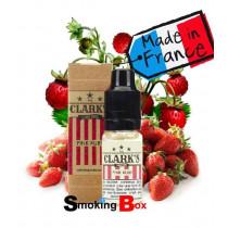 E-liquide PINK RUBY fraise des bois - CLARK'S