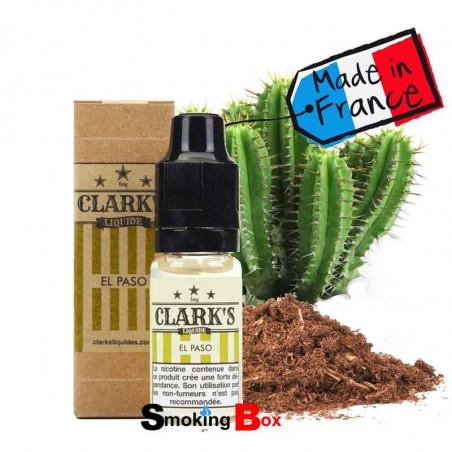 E-liquide el paso tabac classic blond americain -clark-s buraliste - Made in France - pulp vapoteur petit