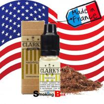 E-liquide nashville tabac classic blond americain -clark's buraliste france