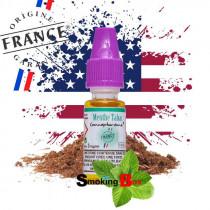 E-liquide et arome menthe tabac americain - conceptarome - Origine France Garantie - Pas cher