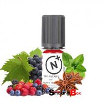 Red astaire sel de nicotine - T JUICE - fruits rouges frais - Made in UK - Gros fumeur - Arrêt cigarette