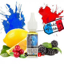 E-liquide l'ange gardien bordo2 premium, saveur baies rouges, mûre, citron mystérieux, prix pas cher chez votre buraliste.