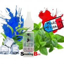 E-liquide breaking vap bordo2 premium, saveur cristaux de menthe bleue, eucalyptus blizzard Dynamint, prix pas cher, buraliste