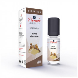 TABAC BLOND CLASSIQUE - LE FRENCH LIQUIDE