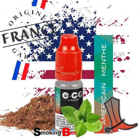 e-liquide americain tabac classic blond menthe menthol marlboro ice ecg e-cg ocb buraliste cigarette electronique