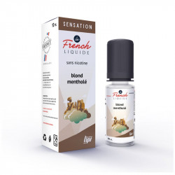 CLASSIC BLOND MENTHOLE - TABAC - LE FRENCH LIQUIDE