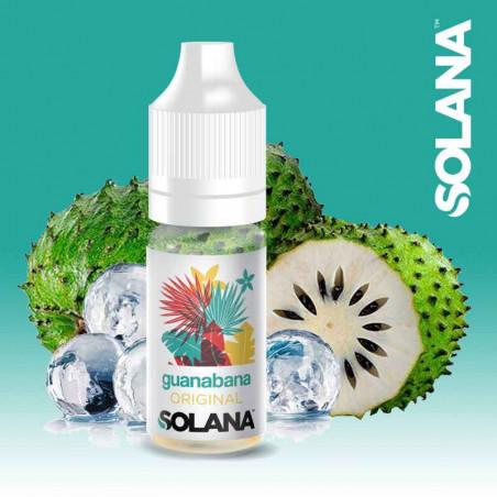 GUANABANA ORIGINAL - SOLANA - Jus de Corossol frais et sucré - e liquide