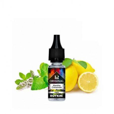 E-liquide Menthe Citronnée - Roykin Original