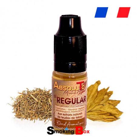 E liquide El Regular Absoluto - E-liquide tabac macéré breton