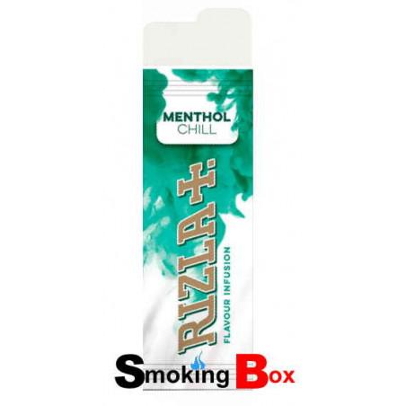 Carte mentholée pour cigarette marlboro