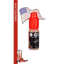 E-liquide E-CG GOÛT AMÉRICAIN AUTHENTIQUE PAS CHER