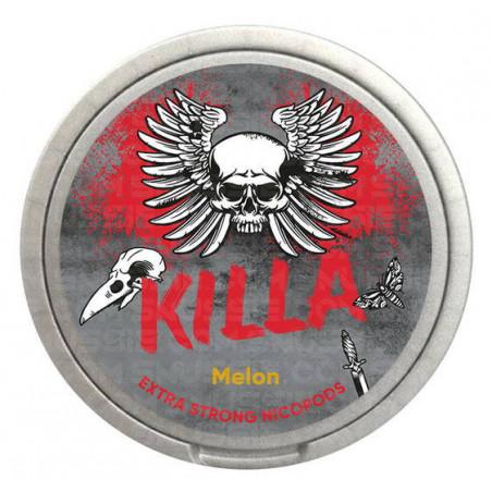 MELON KILLA - Nicotine Pouch (sachet) sans tabac - Smokingbox