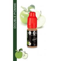 E-liquide DOUBLE POMME E-CG VAP