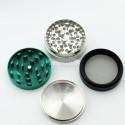 Grinder métal Amsterdam - 4 pièces - Ø50 mm