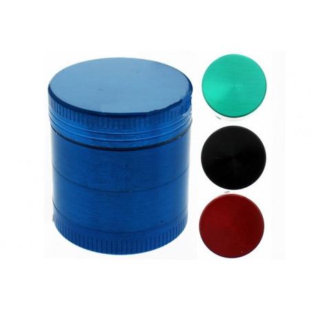 Grinder alu métalique- 4 parties - Ø30 mm