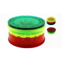 Grinder plastique - 3 parties - Ø40 mm
