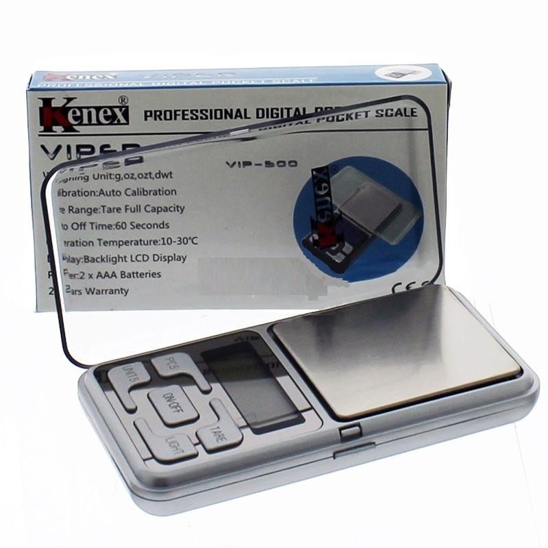 Balance de poche Kenex VIPER VIP (200g x 0.01g)