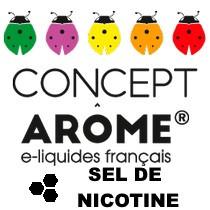 CONCEPTAROME - SEL DE NICOTINE