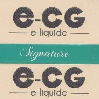 SIGNATURE - E-CG